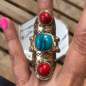 Jewelry - Chunky Whole Finger Ring